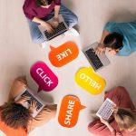 Social media Mercadotecnia