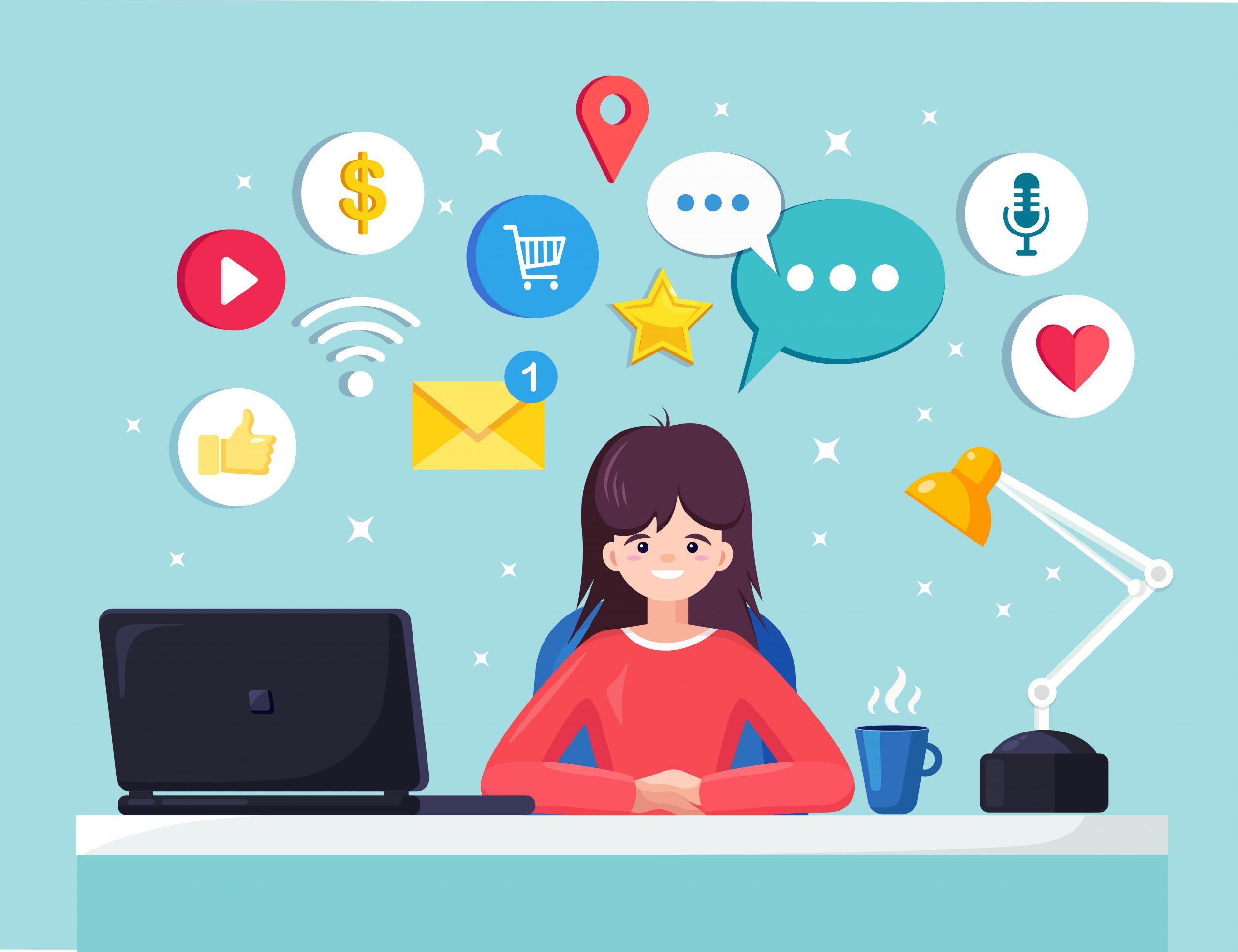 Community manager Gestión redes sociales
