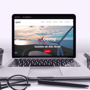 Oeme diseño web
